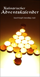 Kulinarischer Adventskalender 2006