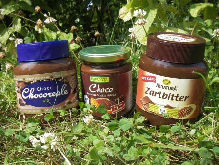 Zart-Bitter-Trend-Schokoladen-Creme-Modenschau