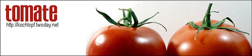 Blogevent Tomate