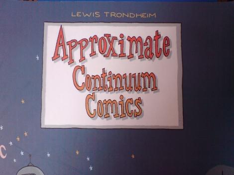 approximate continuum comics lewis trondheim reprodukt