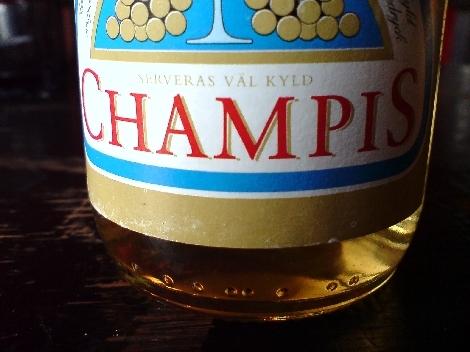 champis schriftzug