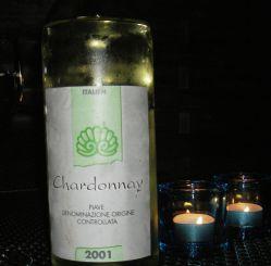 schaler Wein mit Stich