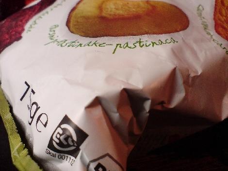 chips tüte bio