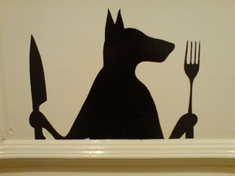 eat dog