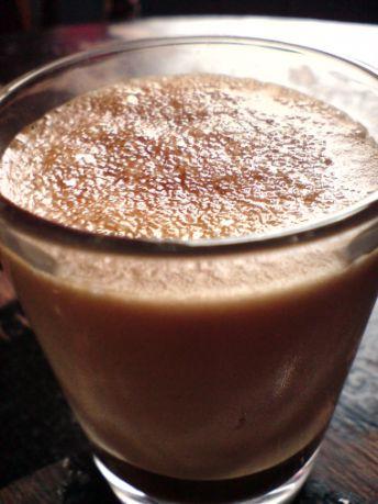 frape brulee caffee brûlée