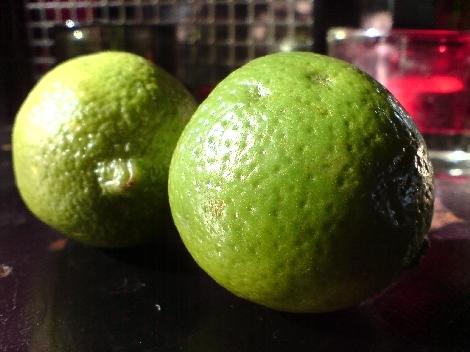 immer auf vorrat limonen