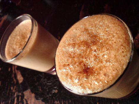 karamelisierter cafe frape