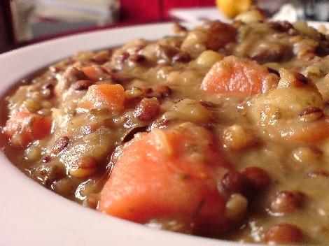 kartoffel linsen karotten suppe eingedickt