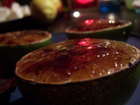 limonen im nachtlicht