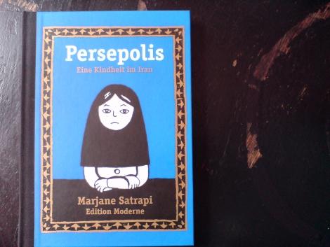 marjane satrapi persepolis edition moderne verlag