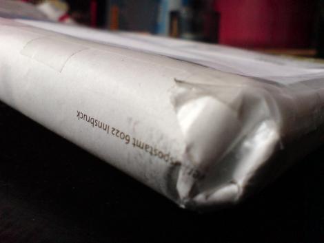 papierzeitungsverpackung