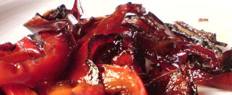 paprika quasi gegrillt