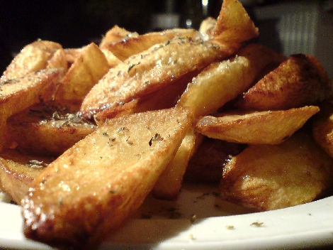 patates rigani zitrone