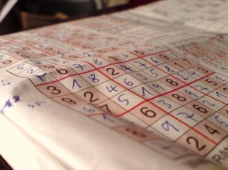 sudoku schon geloest