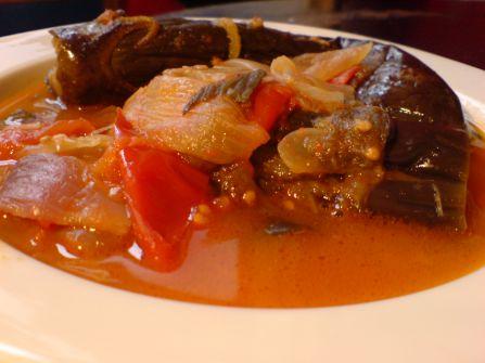 tomaten mit auberginen 2