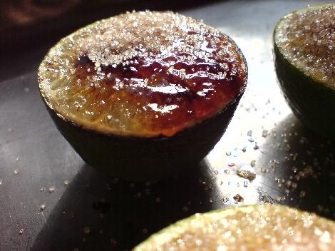 zuckerschicht die zweite fuer die limone